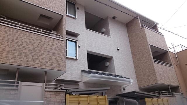 四ツ塚町マンション外観写真