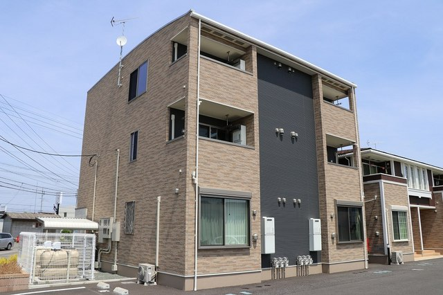 ゆりの木・ⅡA外観写真