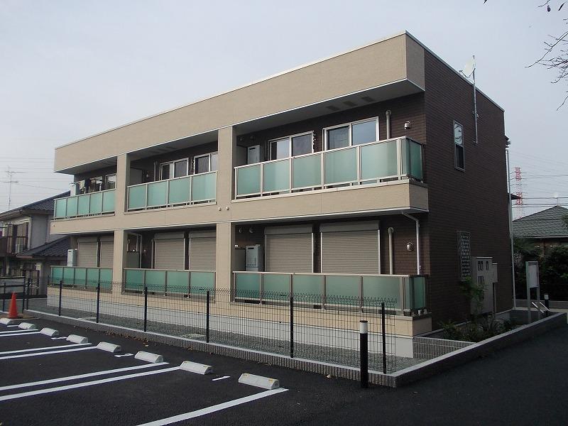 中田南1丁目アパート外観写真