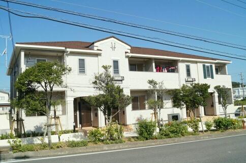 Aqua Yamashiro外観写真