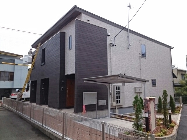 アビタシオン柳戸東外観写真