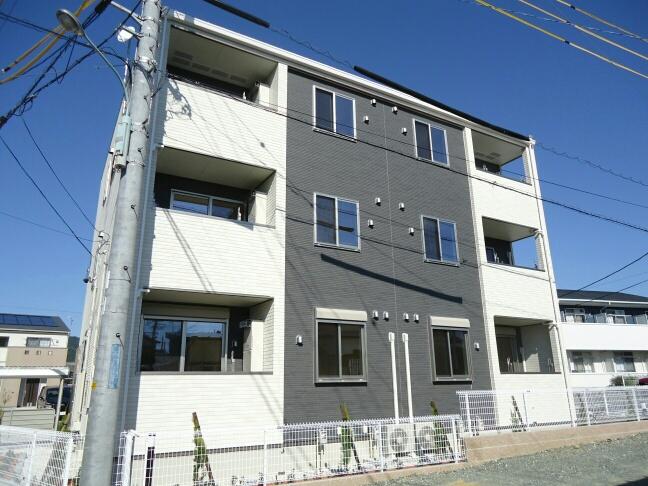 二川町西向山モデッサⅢ J2N外観写真