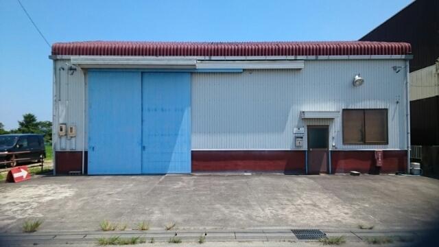 上川町工場外観写真