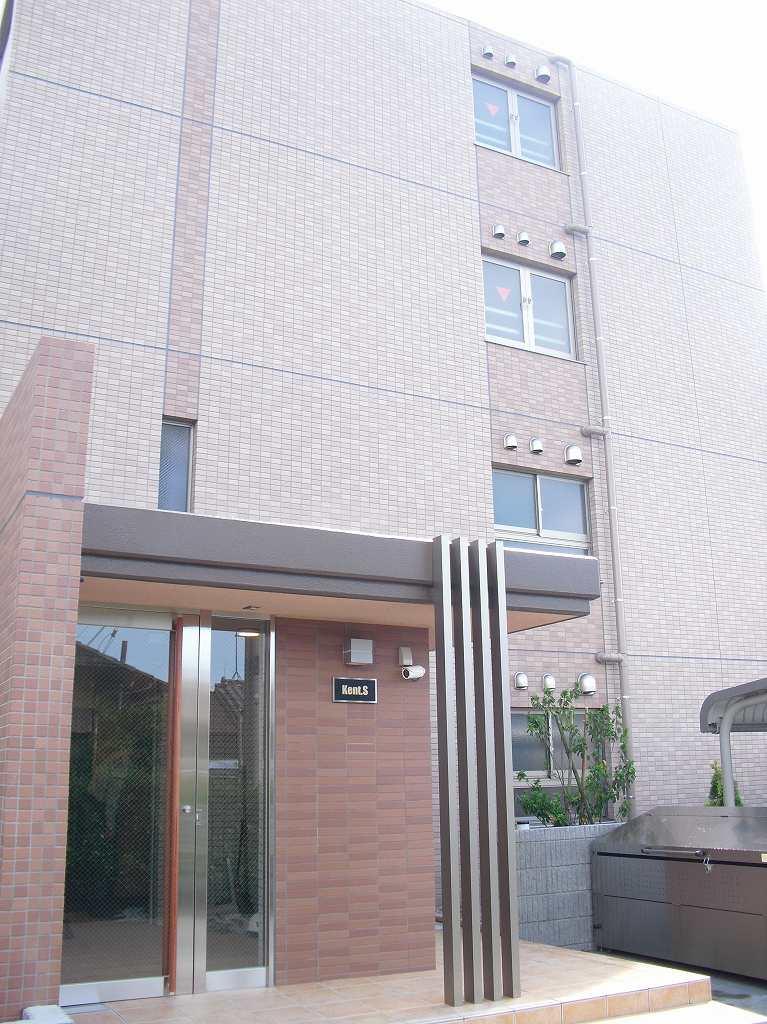 橋本4丁目マンション外観写真