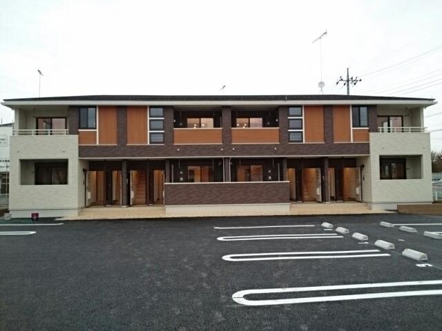 喜沢アパート外観写真