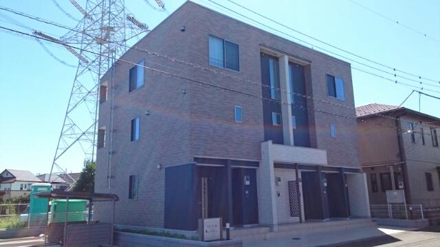 新町1丁目アパート外観写真