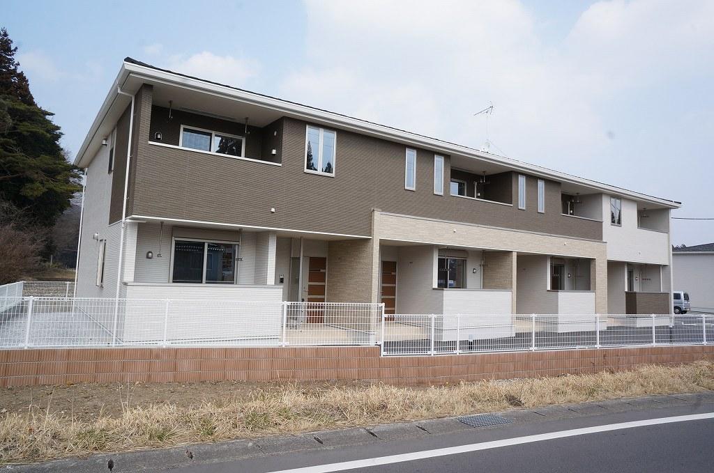 仮)豊田アパートA外観写真