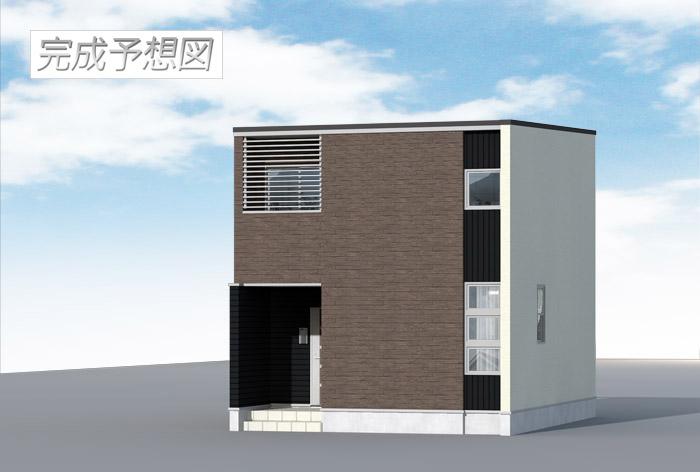砂場東 戸建て住宅外観写真