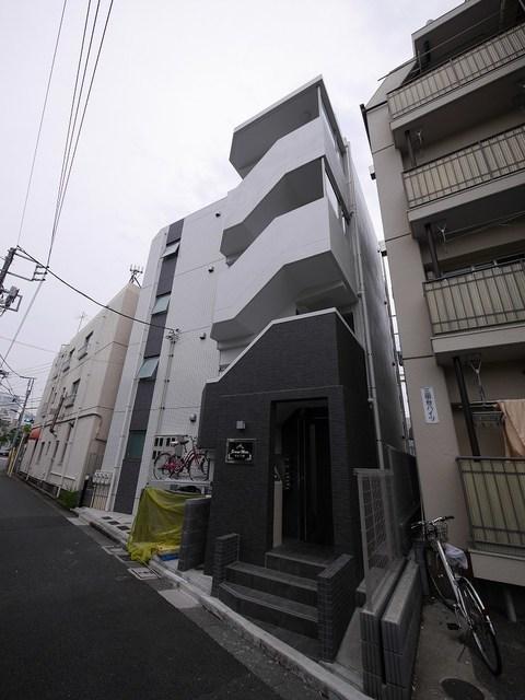 セレノ三田外観写真