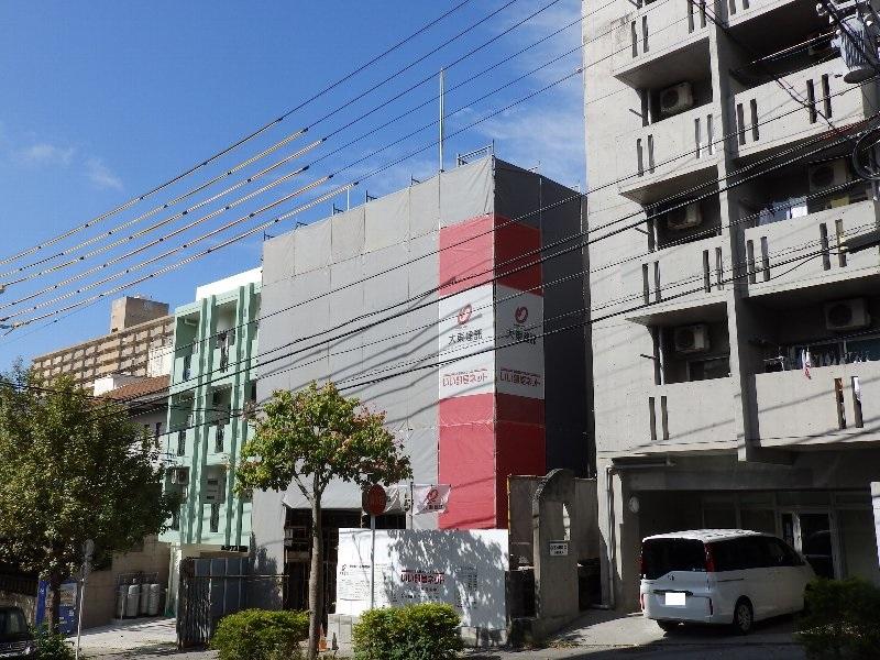 泉崎2丁目マンション外観写真