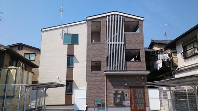 開田4丁目アパート外観写真