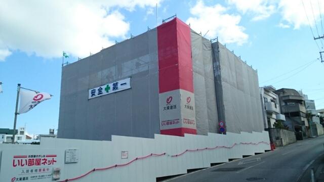 前田1丁目マンション2外観写真