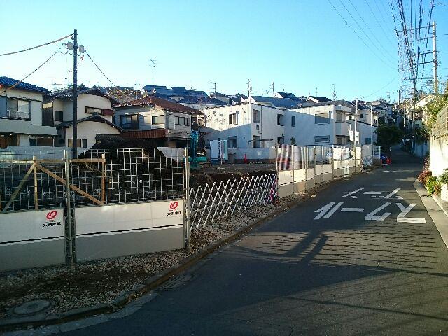 ベル大倉山イーストⅡ外観写真