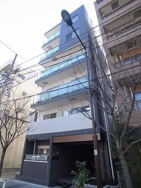 コスモ入谷外観写真