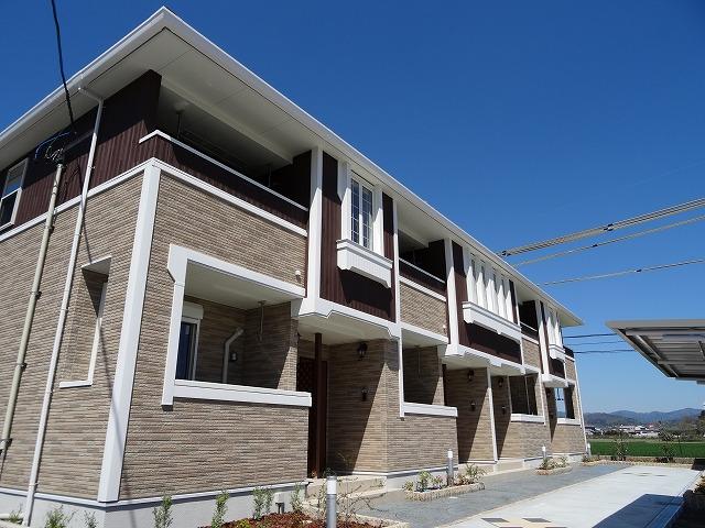 小田町アパート外観写真
