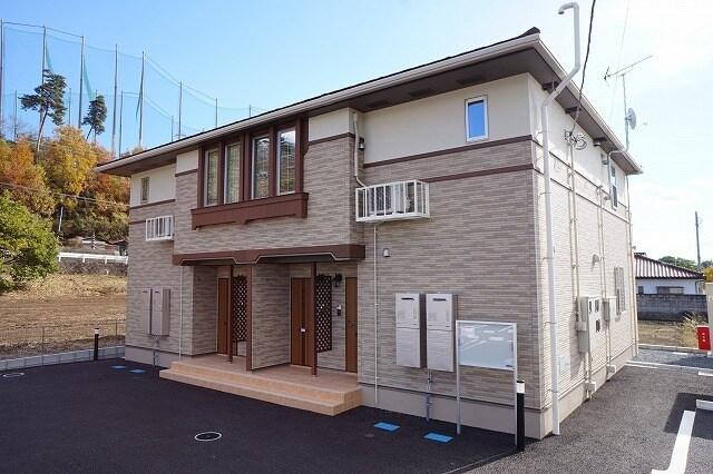 仮)笠懸町西鹿田アパートB外観写真
