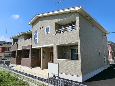 平井町アパート外観写真