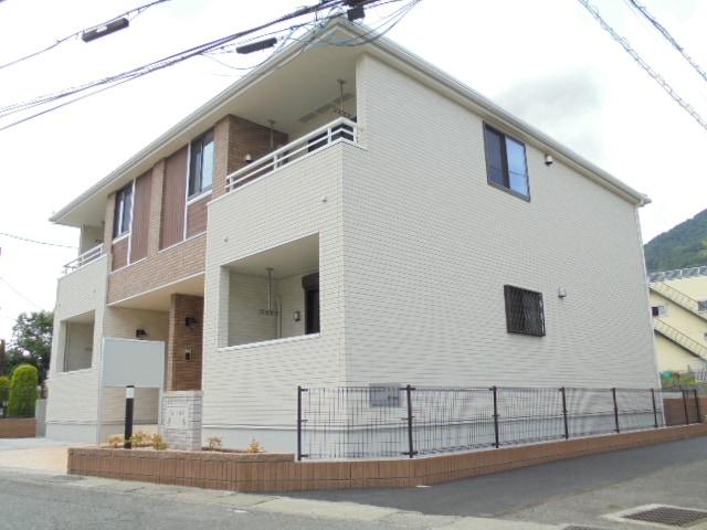 松田町松田惣領アパート外観写真