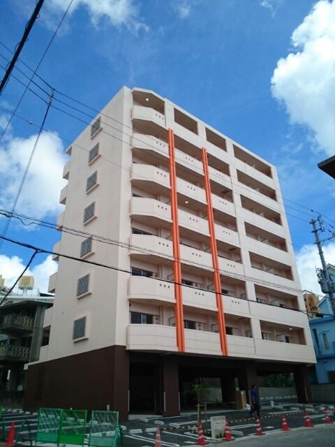 長田2丁目マンション外観写真