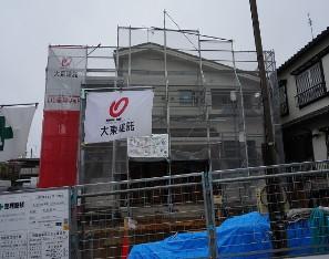 仮)ビオーラ東中沢外観写真