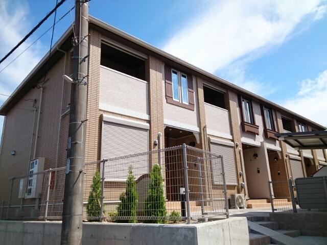 笹川1丁目アパート外観写真