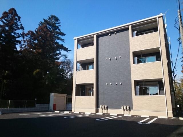松本町1丁目アパート外観写真