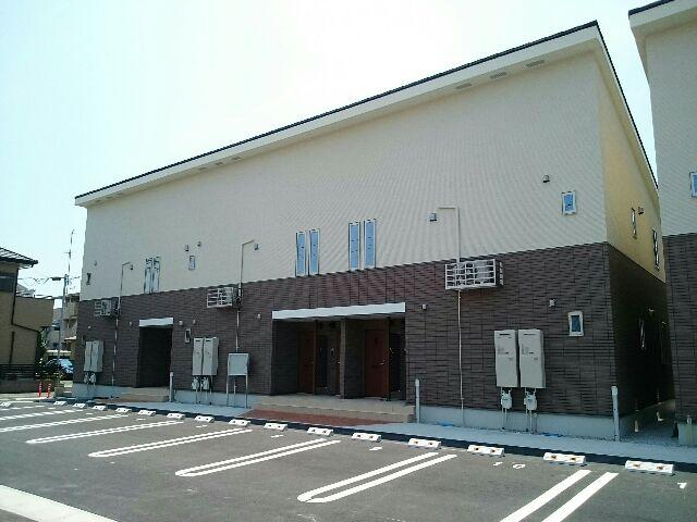 グランパレス磐田Ⅰ外観写真