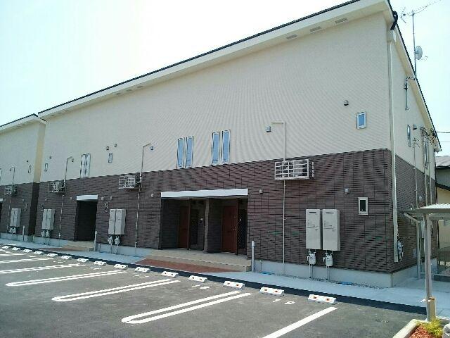グランパレス磐田Ⅱ外観写真