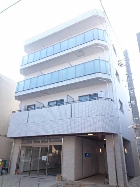 鵠沼桜が岡3丁目店舗付マンション外観写真