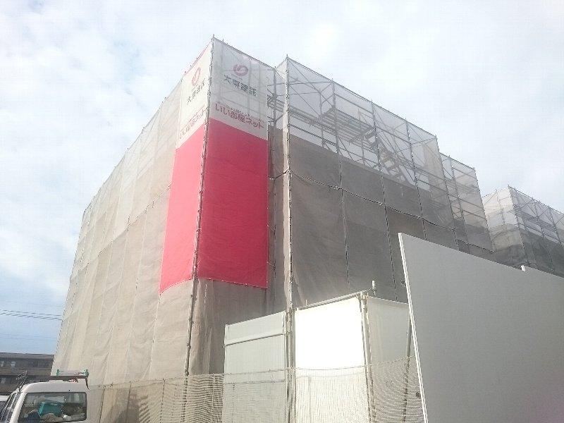 アンソレイエ天王台Ⅰ外観写真