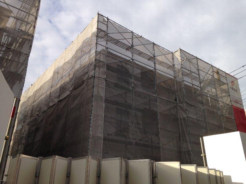 アンソレイエ天王台Ⅱ外観写真