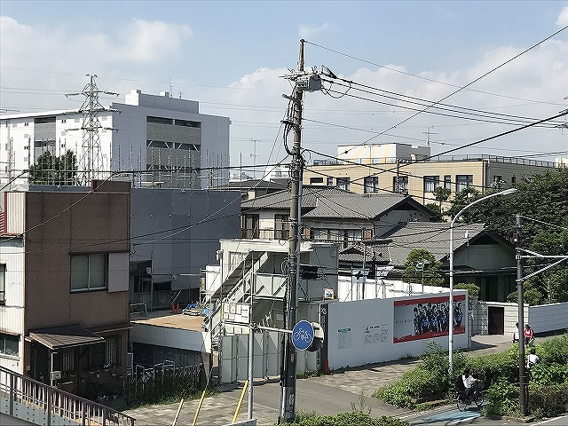 富士見1丁目マンション外観写真
