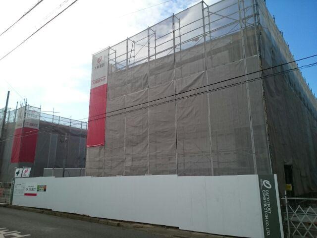 吉岡東1丁目アパート B外観写真