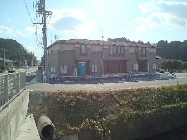 ベルボヌール外観写真