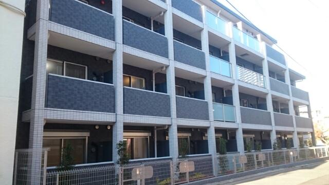 三田2丁目マンション外観写真
