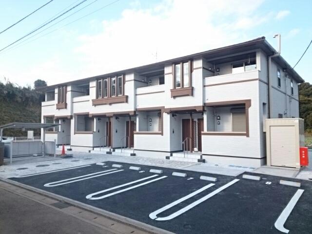 初声町和田アパート外観写真