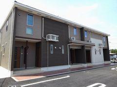 貝沢町アパート トイロR1N4外観写真