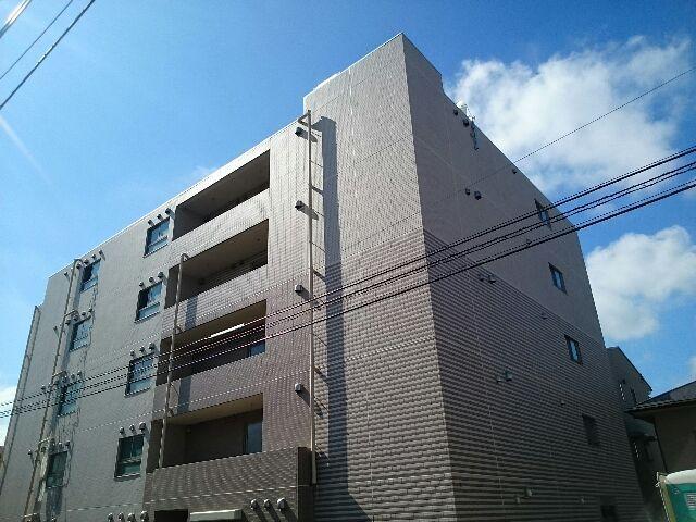 北野町マンション外観写真