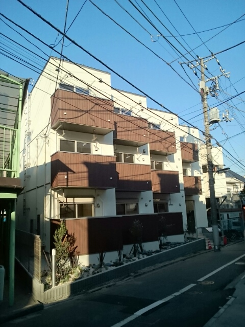 STACK髙田馬場外観写真