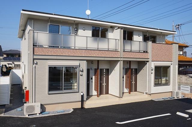 千代田町アパートⅡ外観写真