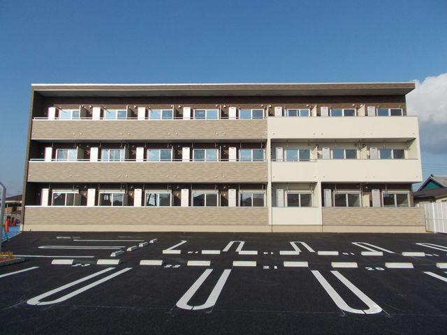 並木町アパート外観写真