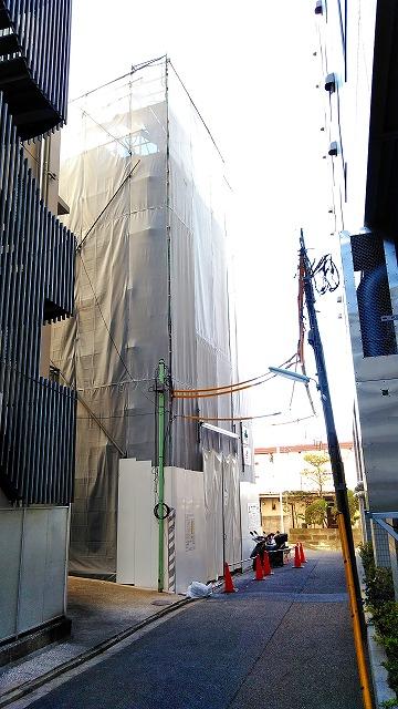 仮)高輪3丁目マンション外観写真