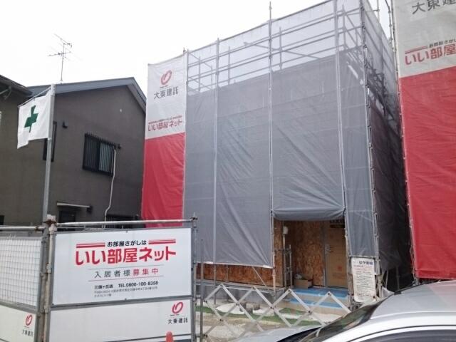 上野芝向ヶ丘町3丁戸建A外観写真