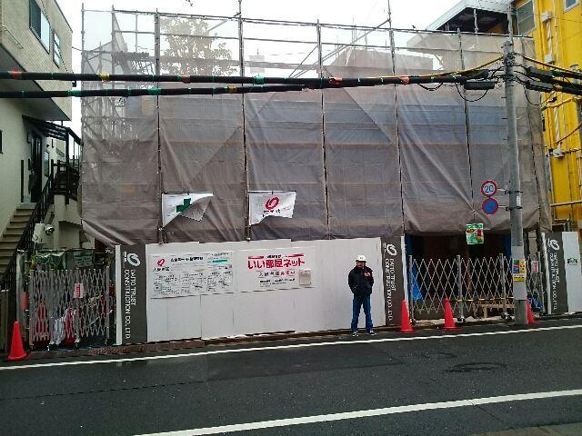 仮)中央8丁目アパート外観写真