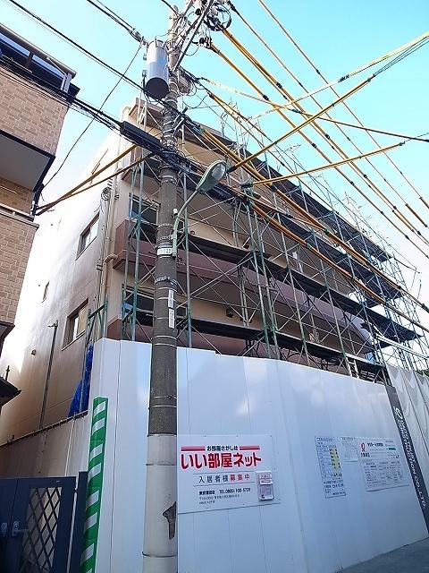 フェニーチェ・パストラル壱番館外観写真