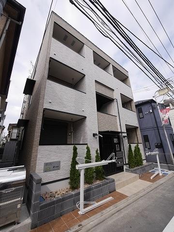 仮)代田3丁目アパート外観写真