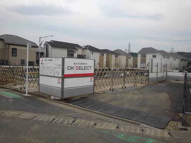 落川アパート外観写真