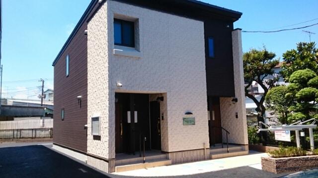 メルヴェーユ田町外観写真