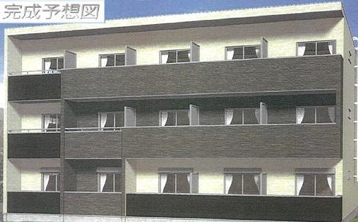 ピースビレッジ外観写真