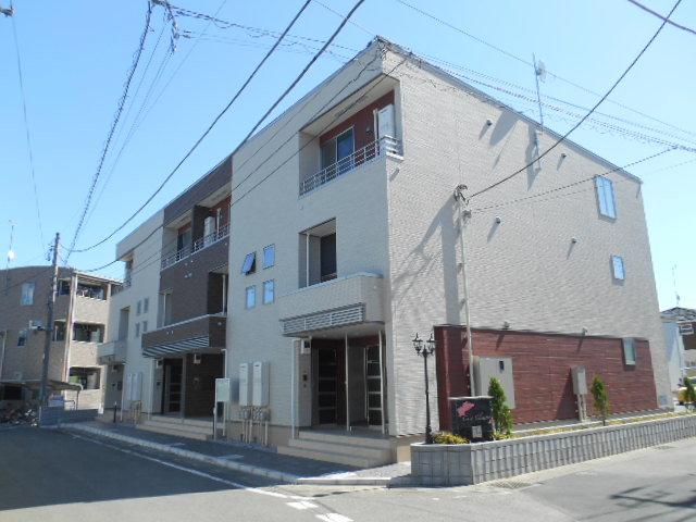 藤木町アパート外観写真